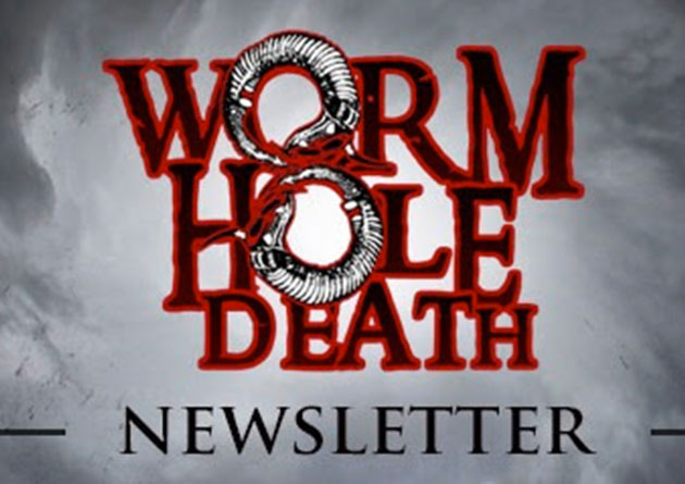 Wormhole Death Latest News: New Live Videos For REVEAL & BLEED SOMEONE DRY