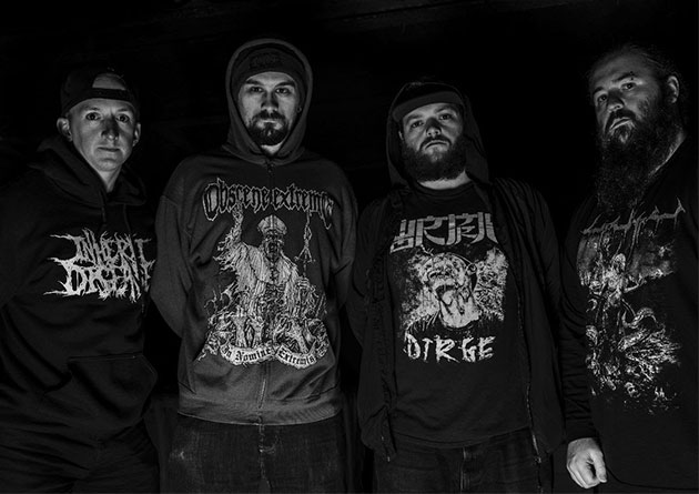 The descent into degradation is complete! Slam death monsters Colpocleisis release the final part of their trilogy of singles
