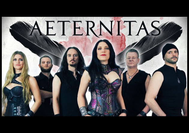 "AETERNITAS: ""Haunted Minds"" Album And New Official Video To ""The Birthmark"" Are Out Now"