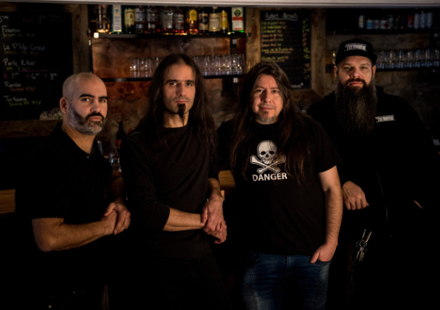 "ANONYMUS Premiere Video 'Terremoto' via MetalInsider; First Spanish Album ""La Bestia"" Out June 12th"