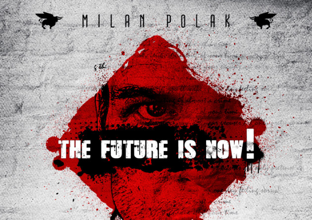 "Milan Polak & Ron 'Bumblefoot' Thal Release Charity Single: ''The Future Is Now!"" – Feat. Billy Sheehan, Derek Sherinian And Kyle Hughes"