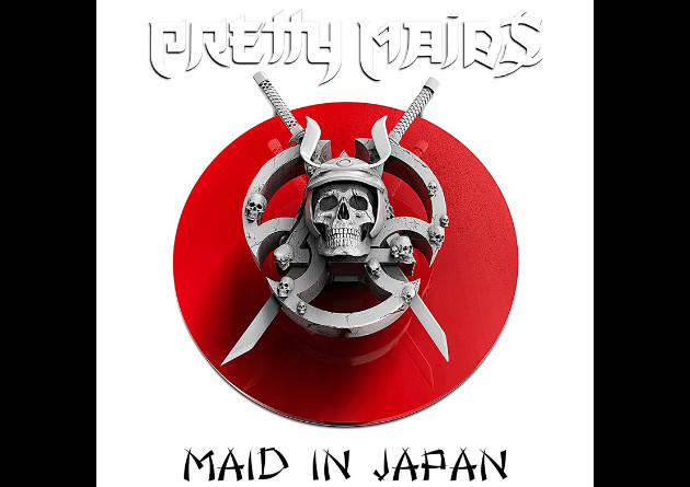"Pretty Maids have released ""Maid In Japan – Future World Live 30th Anniversary"" on CD/DVD, Blu-ray, + 2xLP"
