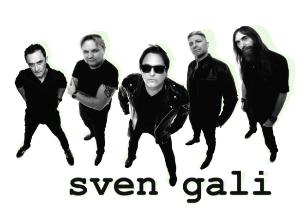 "Canada's pioneer Hard Rock acts SVEN GALI is soon to release their comeback EP, titled ""3"" on RFL Records"