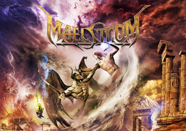 "MAELSTROM: ""Of Gods And Men"" is the debut album of Epic Cinematic Metal band from Long Island (NY)"