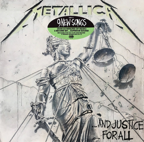 "Metallica: ""…And Justice For All"" – Cover Art Story"