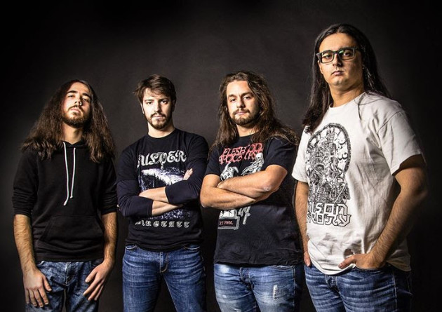 Gore House Productions sign new Italian technical death metal sensation Oneiric Celephaïs on a multi album deal