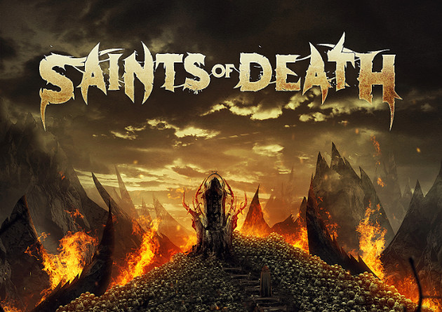 Double Bassist SAINTS OF DEATH Premiere Music Video 'Repentance'; New Album Out July 10th