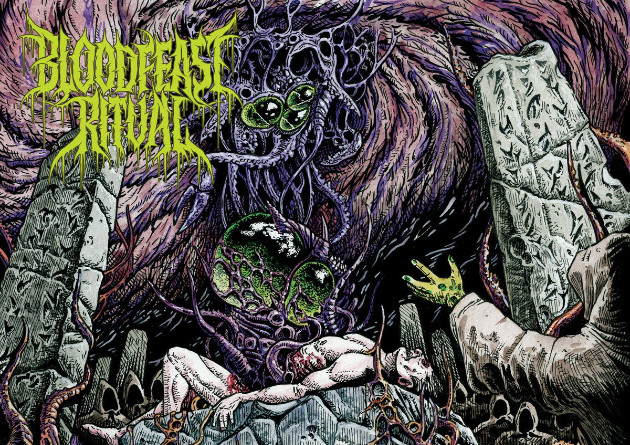 "LA Death Shred Bloodfeast Ritual Debut EP ""Altars of Sacrifice"" – OUT NOW"