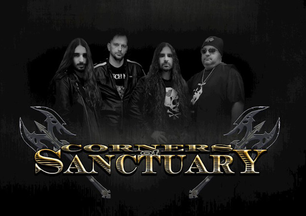 CORNERS OF SANCTUARY: Sign With RFL Records, Announce New Album