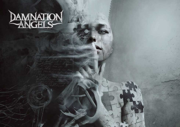 "DAMNATION ANGELS Reveal New Song ""Rewrite The Future"""
