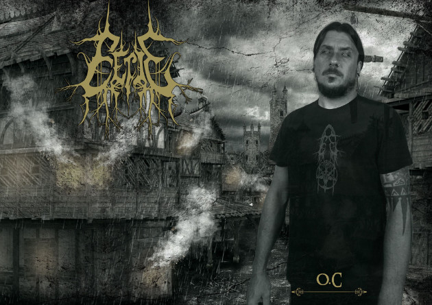 "Spanish Black metal EERIE will release their debut album ""End of an Era"" on September 2020"