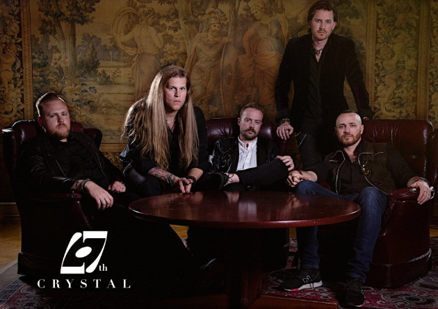 Frontiers Music Srl is pleased to announce the signing of Sweden's Seventh Crystal to the label for a multi-album deal
