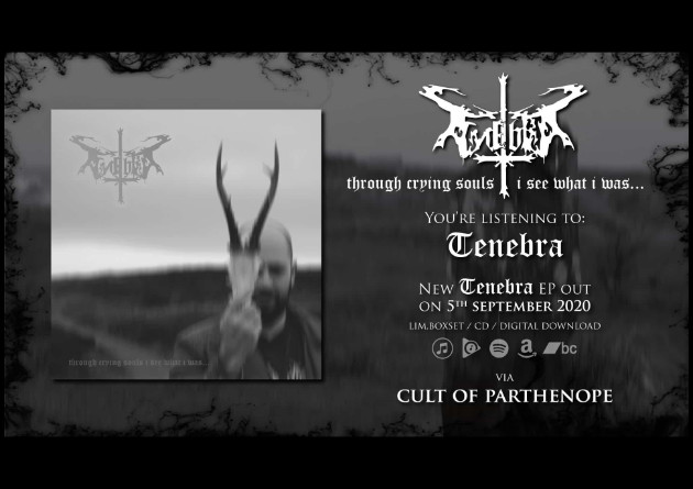 TENEBRA : rivelano track stream video, nuovo ep disponibile in pre-order