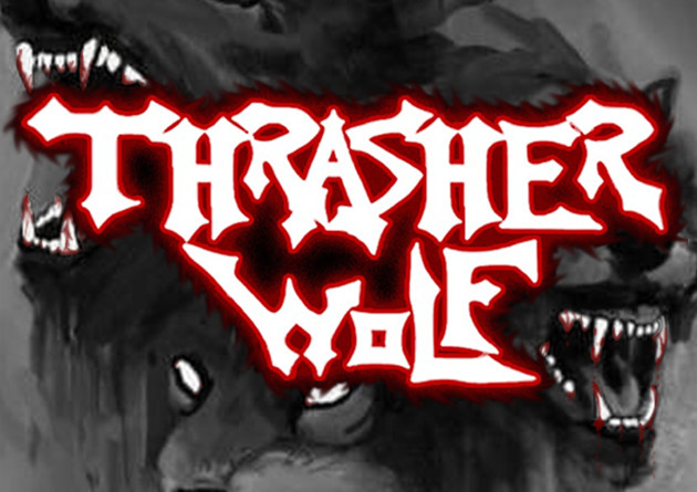 Thrasherwolf launch their new lyric video for 'The Vortex' – an explosion of riffs, venom and pure thrash intensity