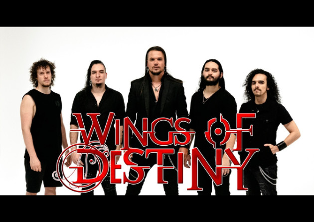"Wings of Destiny Sign With Wormholedeath & Announce New Album ""Ballads"""