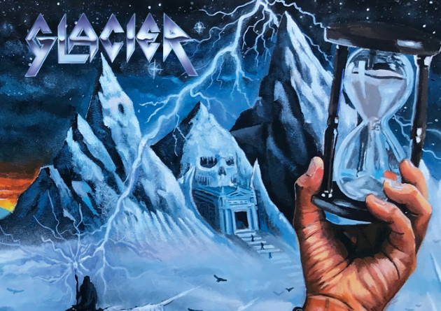 GLACIER – The Passing Of Time – The legendary US heavy/power metal band returns with a new album – No Remorse Records