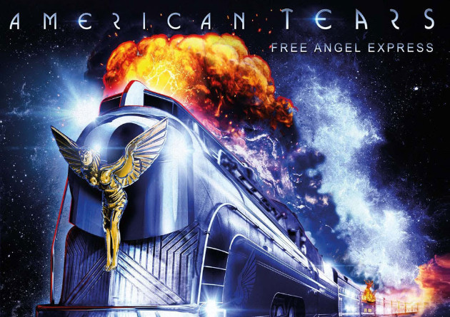AMERICAN TEARS Announce 'Free Angel Express' Album And Release Video For 'Sledgehammered'
