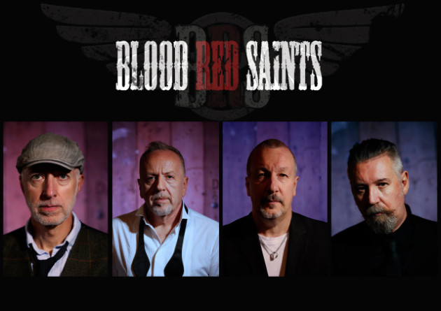 Frontiers Music Srl is pleased to welcome UK melodic rockers Blood Red Saints back to the label