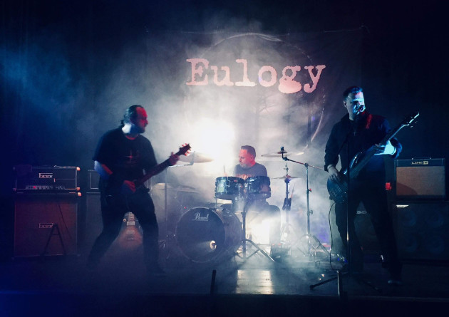 One Eyed Toad Presents: Eulogy – Cross To Bare – New Music Video