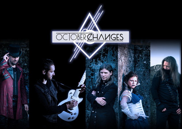 "Single + Video ""The Puppet Factory"" by the Belgian band October Changes, especially for Halloween"