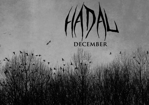 "Hadal (Ita): ""December"" – Gothic Doom Metal via Planet K Records"