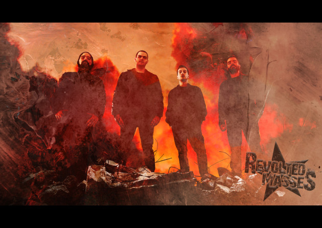 "Revolted Masses: ""Rise"" – Check it out  the music video for the single ""Drown in Apathy"""