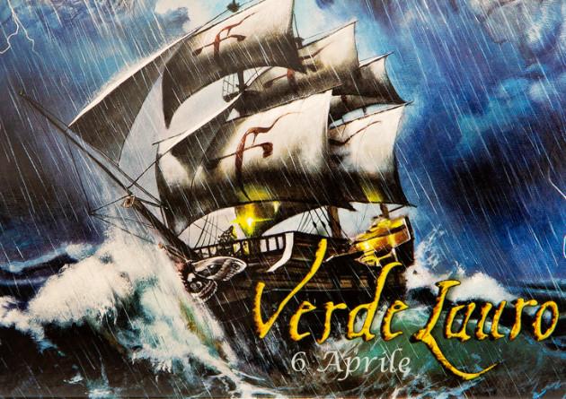 """Verde Lauro: """"6 Aprile"""", il nuovo album su tutte le piattaforme digitali e ltd ed. dgp"""