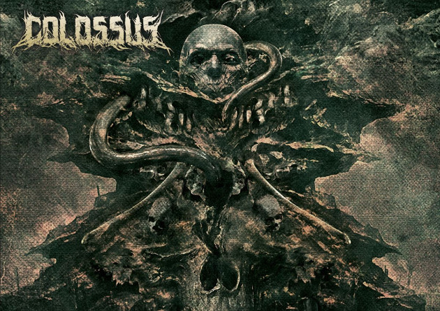 Colossus to release their devastating debut of brutal technical death metal, Degenesis, through Comatose Music on Feb 5th