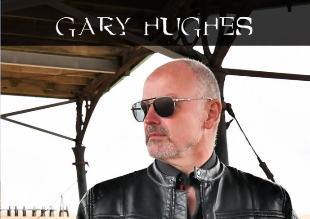 "GARY HUGHES Announces New Album ""WATERSIDE"" Due March 12, 2021"