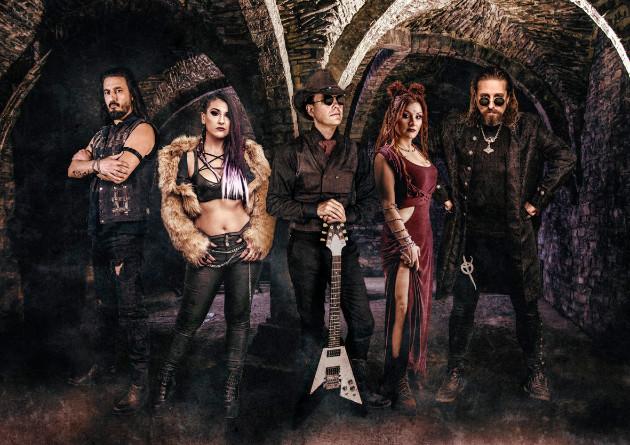 """THERION pubblicano il video di """"Tuonela"""", singolo estratto dal nuovo album """"Leviathan"""" – Out Now"""