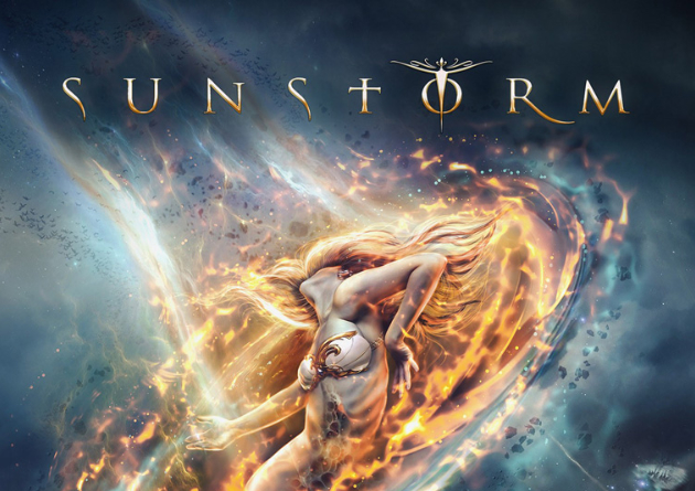 "SUNSTORM To Release New Album ""AFTERLIFE"" Features New Lead Vocalist RONNIE ROMERO Due March 12, 2021"