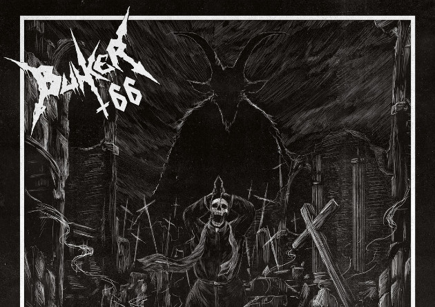 BUNKER 66's highly anticipated fourth album, Beyond the Help of Prayers, on CD and vinyl LP formats – Dying Victims Productions
