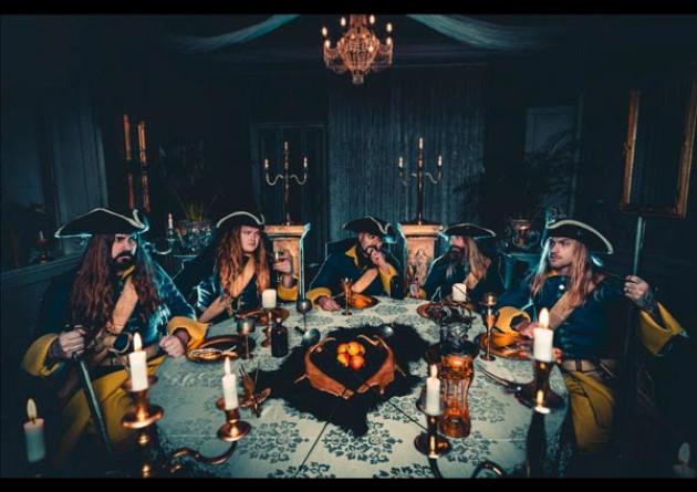 SABATON pubblicano il video del nuovo singolo 'Livgardet' e annunciano l'uscita di 'The Royal Guard'