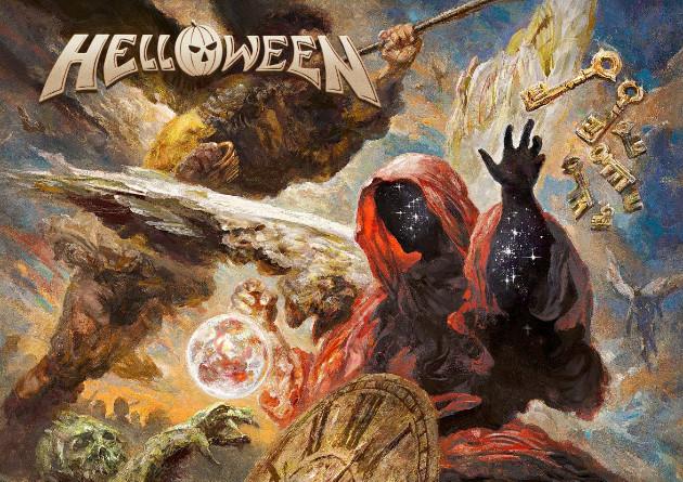 """HELLOWEEN – pubblicano il nuovo singolo """"Best Time"""" dall'album """"Helloween"""" uscito oggi! Svelata la lotteria """"Crack The Riddle"""""""