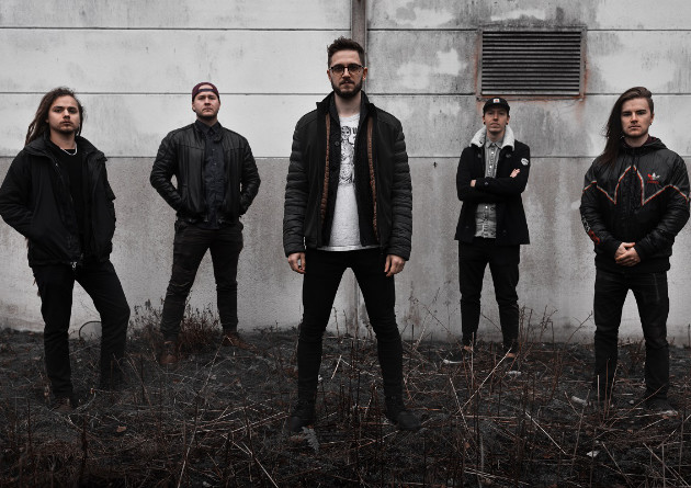 Finnish Metalcore band I AT LAST released a second single from their upcoming debut EP