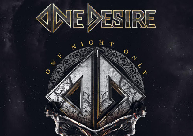 "Finland's One Desire announce the release of the first ever live album and video: ""One Night Only – Live In Helsinki"", on June 11, 2021"