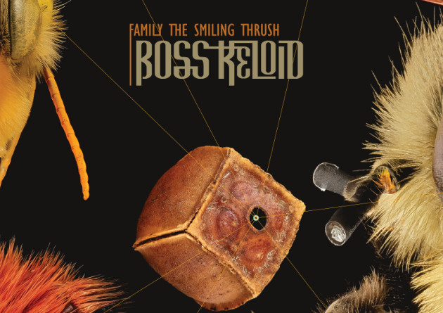 """Boss Keloid: """"Family The Smiling Thrush"""" – Ripple Music Out Now"""