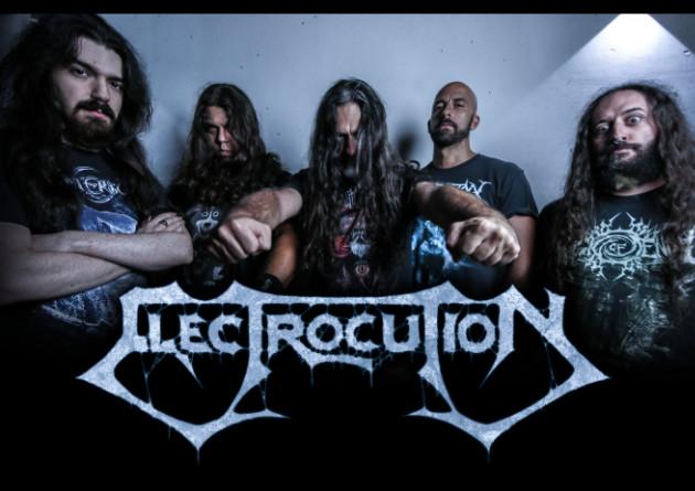 """ELECTROCUTION: disponibile il drum playthrough video di """"Warped"""""""