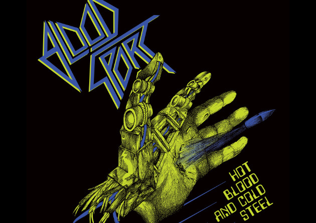 BLOOD SPORT – Hot Blood & Cold Steel – Gates Of Hell Records