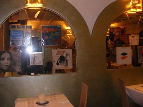 Mostra vinile al ristorante PENNA D'OCA organizzata da EXHIMUSIC