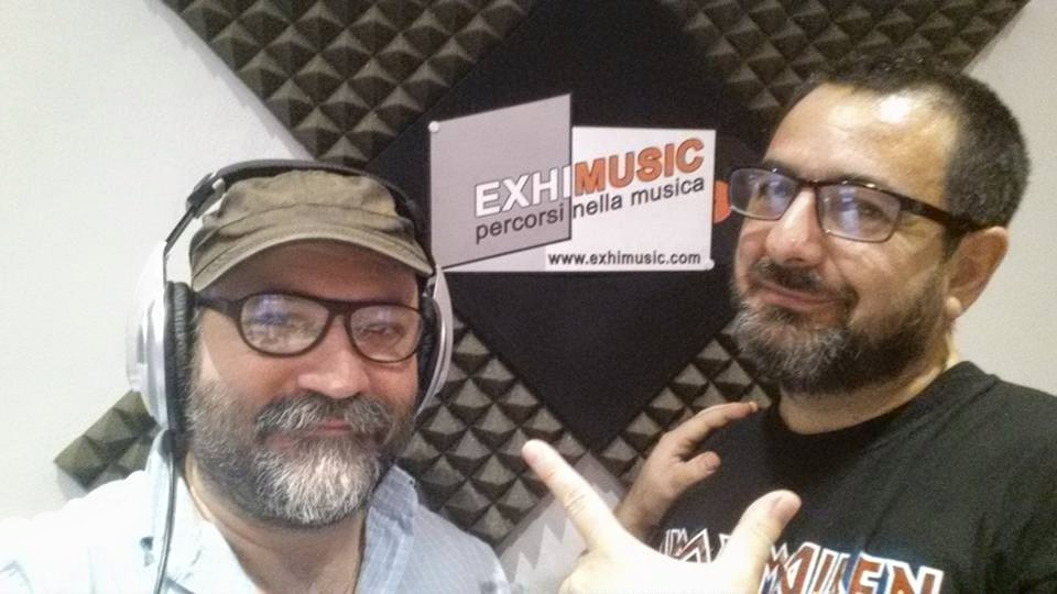 Daniele Massimi e Giuseppe Bellobuono