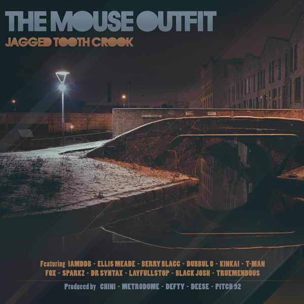 "The Mouse Outfit: ""Jagged Tooth Crook""  TMO Records  4 May 2018"