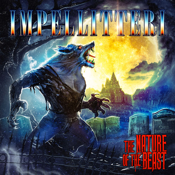 "IMPELLITTERI: ""Run For Your Life"" - RADIO SINGLE  OUT NOW - Frontiers Music s.r.l."