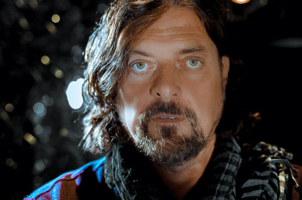 ALAN PARSONS Signs With FRONTIERS MUSIC SRL