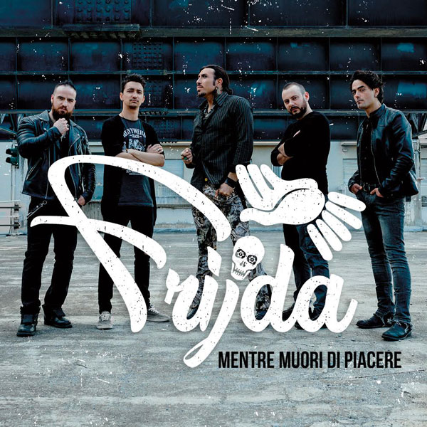 """I FRIJDA: """"MENTRE MUORI DI PIACERE"""", il primo singolo della band catanese in radio"""
