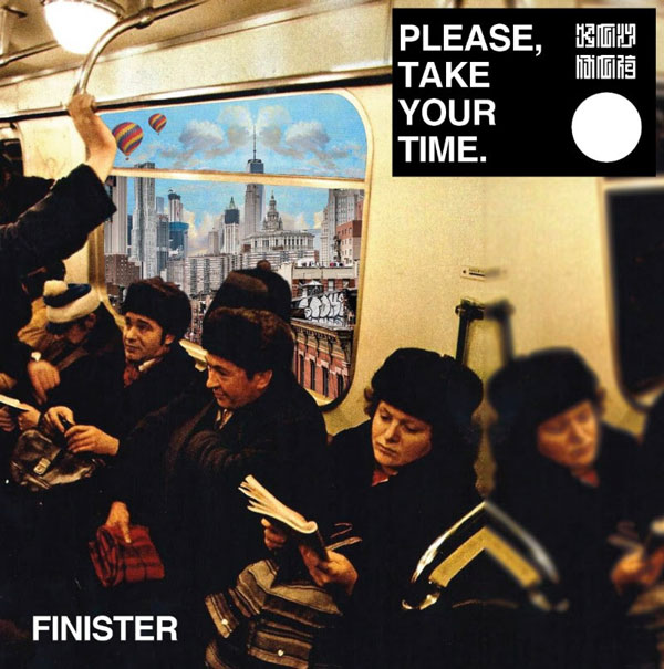 FINISTER: PLEASE, TAKE YOUR TIME è il secondo album della rock band fiorentina in uscita il 19 ottobre per Red Cat Records