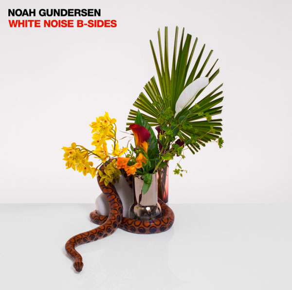"Noah Gundersen: ""White Noise B Sides"" - 15 febbraio, Cooking Vinyl / Edel"
