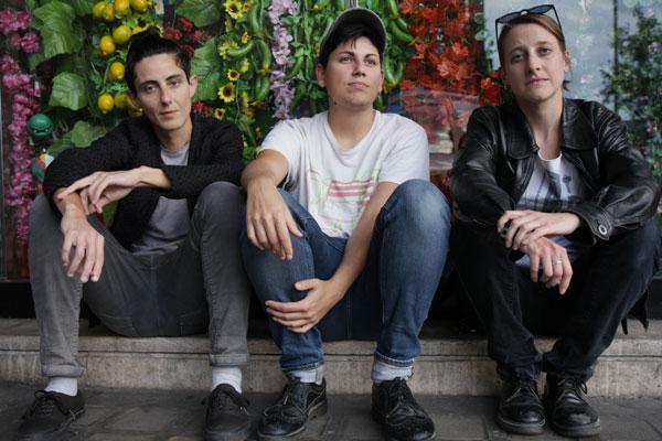 """DANSO KEY presentano: """"LAVA"""" - il secondo album del trio ROCK'N'NOISE per UNRECORDS, il nuovo video e MINI-TOUR"""