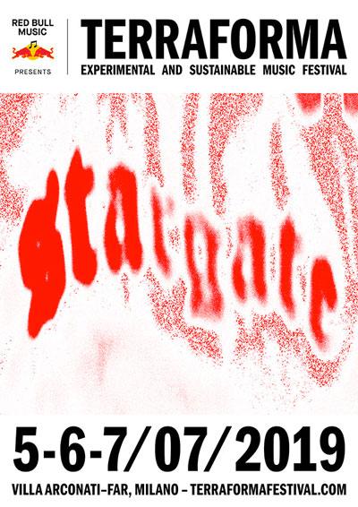RED BULL MUSIC presenta: Lorenzo Senni - Stargate - Terraforma