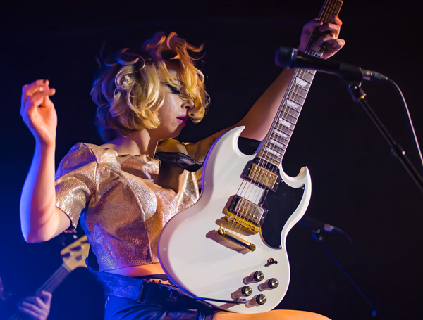 SAMANTHA FISH: Giovedì 30 maggio a Milano. Per la prima volta in Italia la blues woman di Kansas City